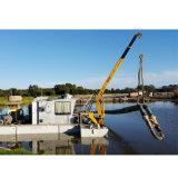 Bob Lift 5 Tons Hydraulic Arm Barge Marine Deck Crane Price List