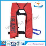 Ce Inflatable Lifejakets Safety Life Vest at Best Price