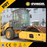 China Cheap Xcm 14 Ton Single Drum Road Roller Mechanical Vibrator Xs143j
