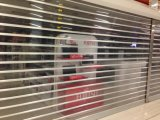Transparent Polycarbonate Roller Shutters Door