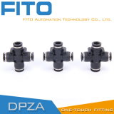 Pneumatic Air Fitting (DPZA series) Push in Fitting, Pneumatic Fitting