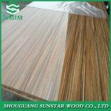 1220*2440 Wood Grain Color Melamine UV MDF for Furniture