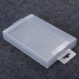 folding clear plastic packaging gift box(PVC)