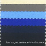 National Standard En11611 100% Cotton Flame Retardant Fabric Fireproof Cloth F. R Fabric