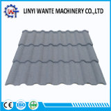 Competitive Colorful Corrugated Stone Coated Metal Roof Tile Milano Type