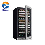 Wholesale From China 270 L 123 Bottles Freestanding Wine Refrigerator