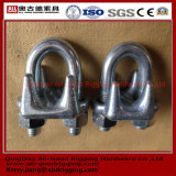 a Type Malleable Steel Galv Wire Rope Clip Galvanized Steel Malleable Iron Stainless Steel DIN741 1142 Wire Rope Clip