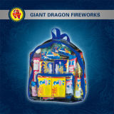 Fun for Kids Assortment Fireworks Backpack Gd2024