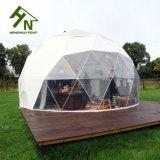 2020 Factory Supply White Round Luxury Camping Yurt Dome Tent