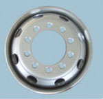 16mm L-Guard High Quality 22.5*9 24.5*8.25 Truck Wheel