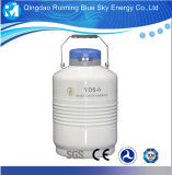 Mini Nitrogen Container Liquid Nitrogen Price Yds6