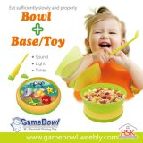 Gamebowl W/ Puzzle & Finishing Toy, Hsk-K001