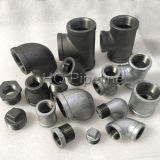 ASTM a-197 Galvanized & Black Banded&Beaded Malleable Iron Pipe Fittings