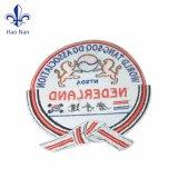 3D PVC Rubber Plastic Clothing Custom Label for Garment