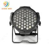 Good Quality Cheap Stage Light LED Indoor 54*3W PAR Light with Cast Aluminium