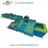 Giant Amusement Game Park Equipment for Sale with Slide