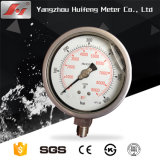 Auto Oil Liquid Filled All Stainless Steel Digital Pressure Gauge