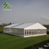 Wholesale Luxury Wedding Marquee with PVC Sidewall and Glass Wall