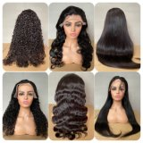 Virgin Cuticle Aligned Brazilian 13*4lace Front Lace Human Hair Wigs