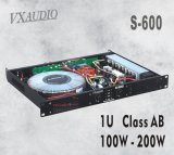 1u Class Ab High Quality Power Amplifier