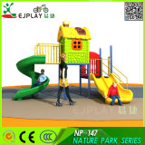 Wenzhou Ej Top Quality Outdoor Play Gym Commercial Kids Slide Outdoor Playground
