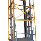 Qiyun CE&ISO Hydraulic Guide Rail Goods Elevator 1000 Kg Vertical Cargo Lifting Elevator Equipment Wth ODM/OEM