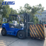 Never Used Outdoor Forklift 1.5ton 2ton 2.5ton 3ton 3.5ton 5ton Diesel Forklift 6ton 7ton Counterbalance Lift Truck with Enclosed Cabin