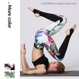 New Printed Quick-Drying Sports Leggings Printing Yoga Wear