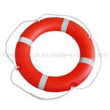 2.5kg and 4.3kg Solas Marine Rigid Life Buoy for Lifesaving