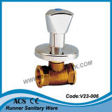 Forged Brass Stop Valve (V23-006)