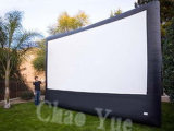 Outdoor Portable Open Airtight Cinema Inflatable with Air Pump