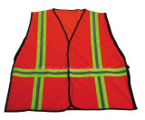 High Visibility Reflective Safety Vest with En471 (DFV1022)