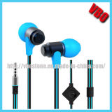 Colorful in-Ear Metal Earphone with Mic & Remote