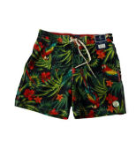Stylish Quality 100% Polyester Boxer Beach Shorts