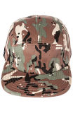 100% Cotton Camo 5 Panels Baseball Hats