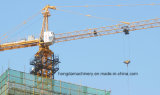 Hongda Classic Qtz63b Tower Crane with Steel Tube Section