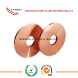 Pure Copper Strip/Tape/Foil/Coil/Flat Wire/Wire 0.6mm*75mm