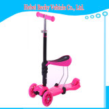 China 2 in 1 Kids Sit and Slide Scooter Mini Children Foot Kick Scooter