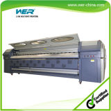 Digital Printer Wer-S2508 with 8PCS Seiko Spt510 35pl Heads
