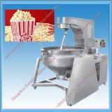 Automatic Popcorn Cooking Pot with Mixer