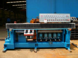 Glass Multi Stage Edging Machine 9 Motor 0-45 Degree Manual (BDM9.325)