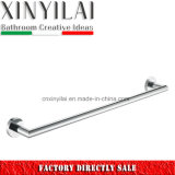 Quality Supplier-3592 Bathroom Chrome Plate Brass Towel Bar