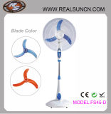 Stand Fan Industrial Fan with Timer and Light (FS45-D)