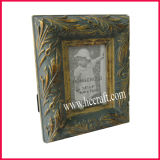 Gesso / Compo Wooden Photo Frame