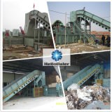 Hydraulic Press Horizontal Automatic Baler for Waste Paper
