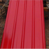 Hot Sale Prepainted Galvanized Corrugated Roofing Sheet