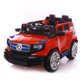 China Factory Wholesale New Model Plastic Baby RC Electric Car