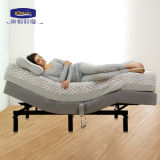 Massage Home Furniture Wallhugger Electric Adjustable Bed Wireless Handset