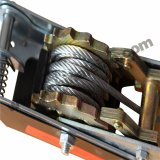 2tons High Quality Hand Ratchet Puller Wire Rope