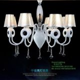 MOQ 1PC Modern Crystal Chandelier with CE Certificate (GD-172-6)
